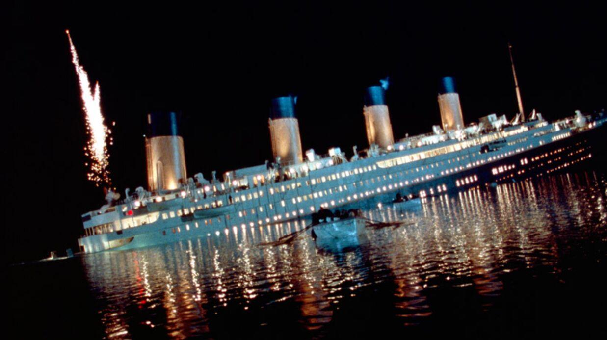 Titanic: la Chine censure les seins 3D de Kate Winslet