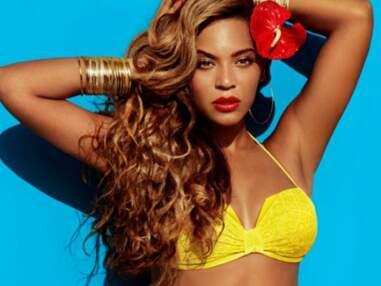 Beyoncé pose en bikini pour H&M