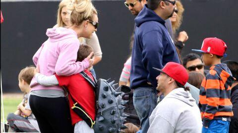 DIAPO Britney Spears et Kevin Federline réunis pour leurs enfants