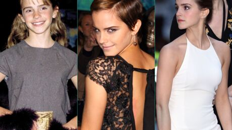 PHOTOS Emma Watson: dix ans d'évolution sous nos yeux