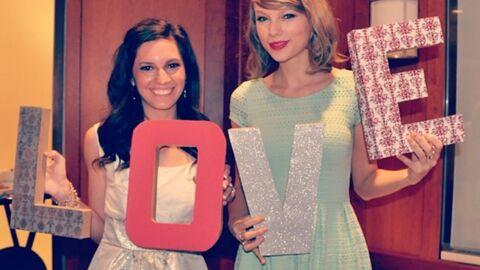 PHOTOS Taylor Swift s'incruste à une fête chez une de ses fans