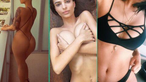 DIAPO Découvrez les 20 célébrités les plus exhibitionnistes sur Instagram