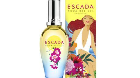 Agua Del Sol, la nouvelle fragrance d'été d'Escada