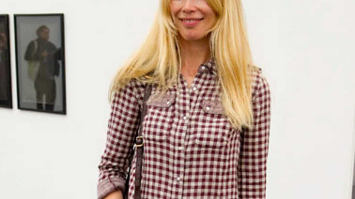 Claudia Schiffer: un inconnu affirme être le père de sa fille