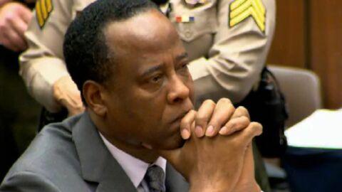 Conrad Murray: l'ex-médecin de Michael Jackson souffre en prison