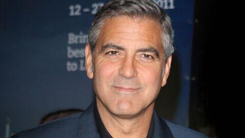 George Clooney: son truc pour se faire aimer des chiens