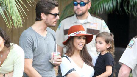 Kourtney Kardashian: les trois ans de son petit Mason