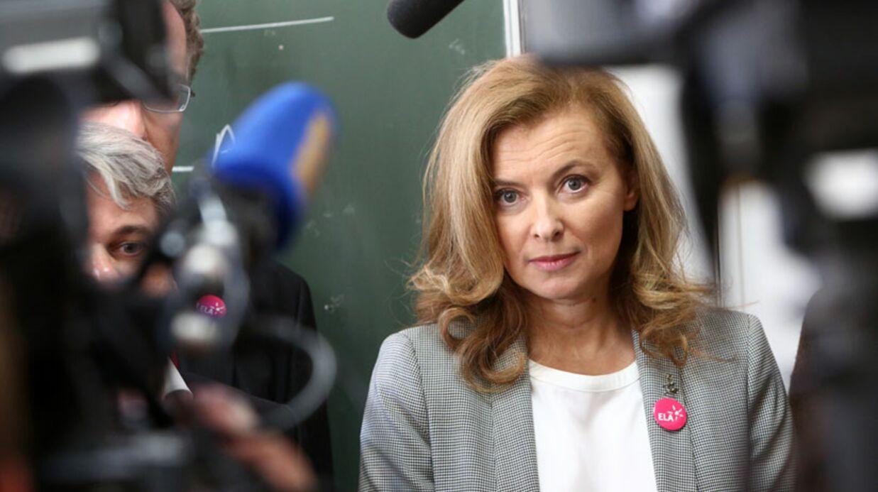 Valérie Trierweiler se décide à devenir une personne publique