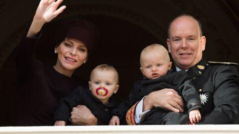 Albert et Charlène de Monaco dévoilent les adorables photos du premier anniversaire de leurs jumeaux
