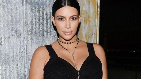 Kim Kardashian prend des pilules faites avec le placenta de son fils Saint