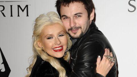 PHOTO Christina Aguilera fiancée à Matt Rutler