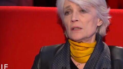 VIDEO Son combat contre le cancer, la chute qui a failli la tuer:  Françoise Hardy se livre