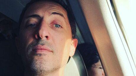 PHOTO Gad Elmaleh affiche un look démodé et fait rire ses fans