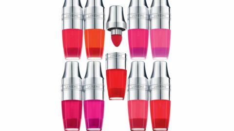 Lancôme innove avec l'huile à lèvres colorée!