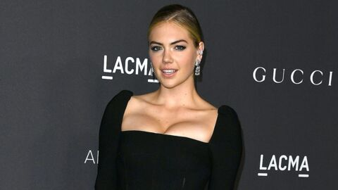 PHOTO Kate Upton topless et en maillot minimaliste pour Sports Illustrated