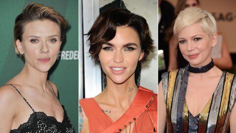 Cheveux courts: notre guide coiffage DIY inspiré des stars