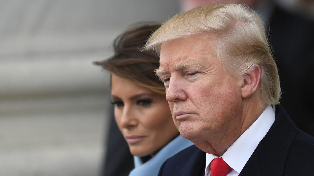 Melania Trump «déprimée», elle vit très mal son rôle de Première dame