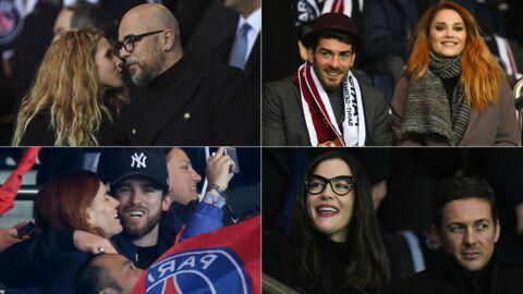 PHOTOS Pascal Obispo, Liv Tyler, Fauve Hautot, Joy Esther… tous en couple et en tribunes pour PSG-Barça