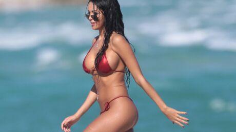 DIAPO Les premières photos très sexy de Nabilla à Miami