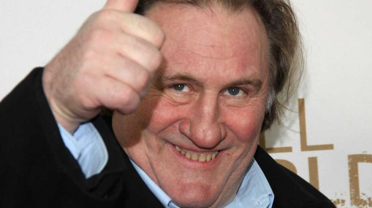 Gérard Depardieu est un «chaud lapin» selon une actrice russe