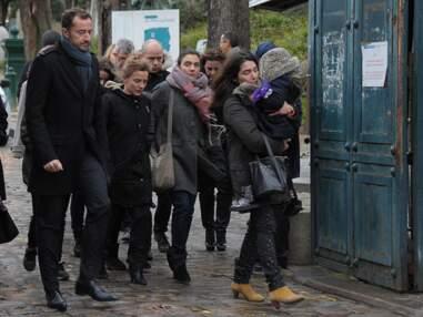 Obsèques de Wolinski : Francis Lalanne et Emma de Caunes présents pour un dernier hom