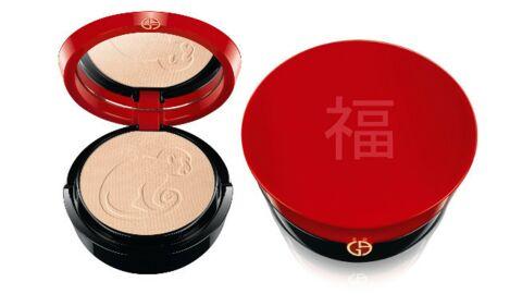 Armani fête le nouvel an chinois en beauté