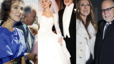 René Angélil et Céline Dion: retour en images sur leur belle histoire