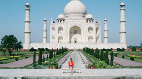 Diana seule devant le Taj Mahal: la véritable histoire du célèbre cliché révélée