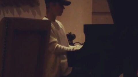 VIDEO Justin Bieber joue du Beethoven au piano et c'est pas mal du tout