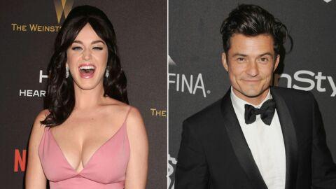 PHOTO Katy Perry organise une petite fête pour l'anniversaire d'Orlando Bloom