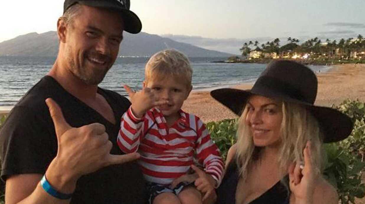 PHOTO Fergie fête ses huit ans de mariage avec Josh Duhamel à Hawaï