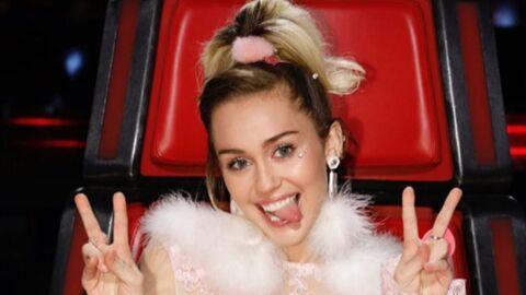 PHOTOS Miley Cyrus s'éclate à une fête d'anniversaire très étrange