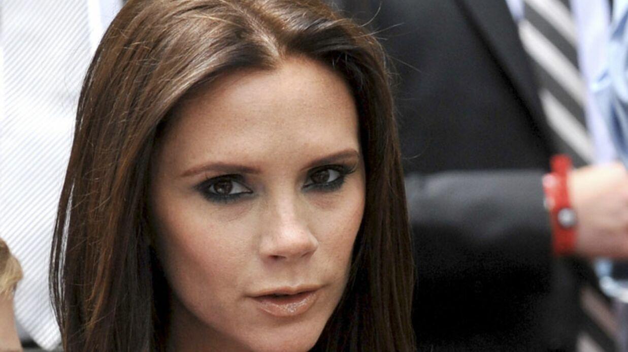 Victoria Beckham comblée de bonheur par la naissance de sa fille