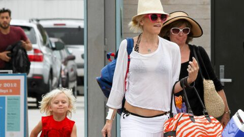 PHOTOS Gwen Stefani : séquence fun à Santa Monica