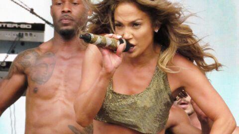 DIAPO Matez le ventre (flasque) de Jennifer Lopez