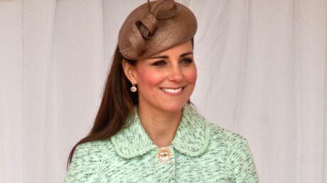 Kate Middleton a préféré quitter Londres à cause de la chaleur