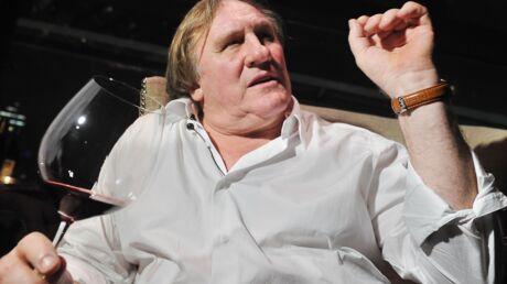 Gérard Depardieu se lance dans la production de vodka bio