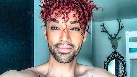 PHOTO Le nouveau look très surprenant de Bruno Moneroe (Les Anges)