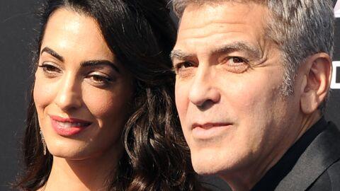George et Amal Clooney ont décidé d'avoir un enfant