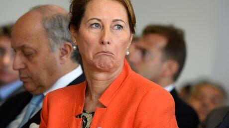 Ségolène Royal: on lui avait interdit de parler du livre de Valérie Trierweiler mais elle a désobéi