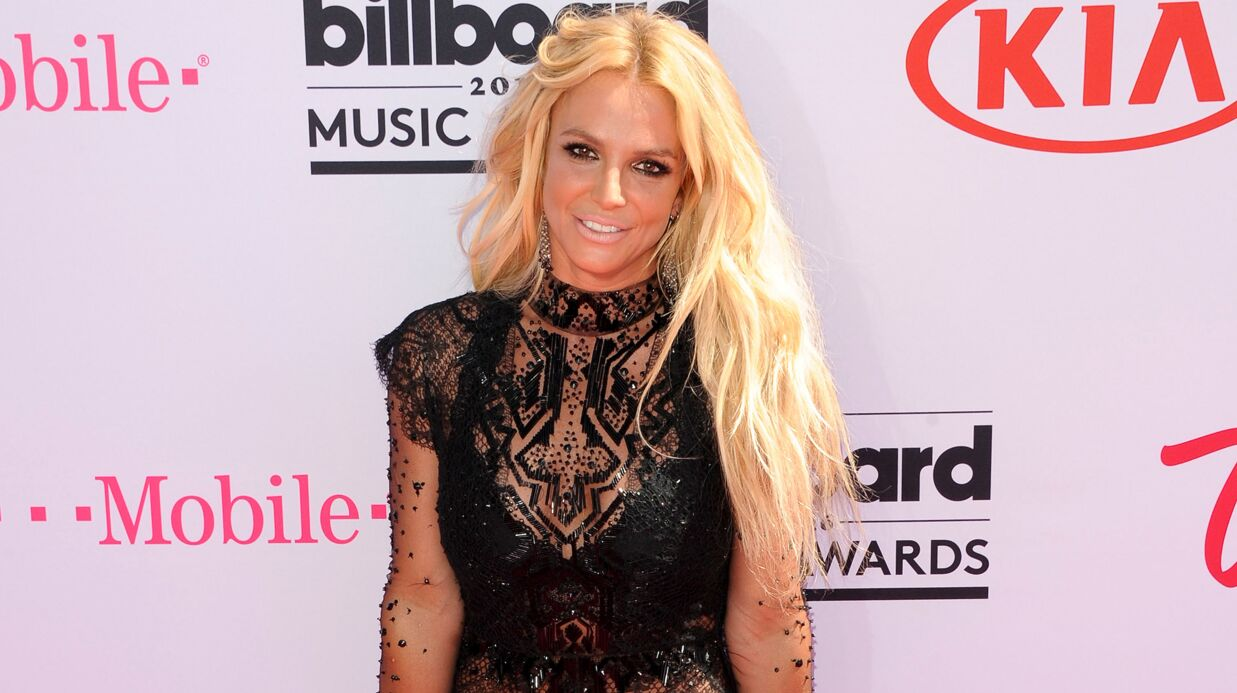 Britney Spears dévoile enfin son nouveau single, Make Me