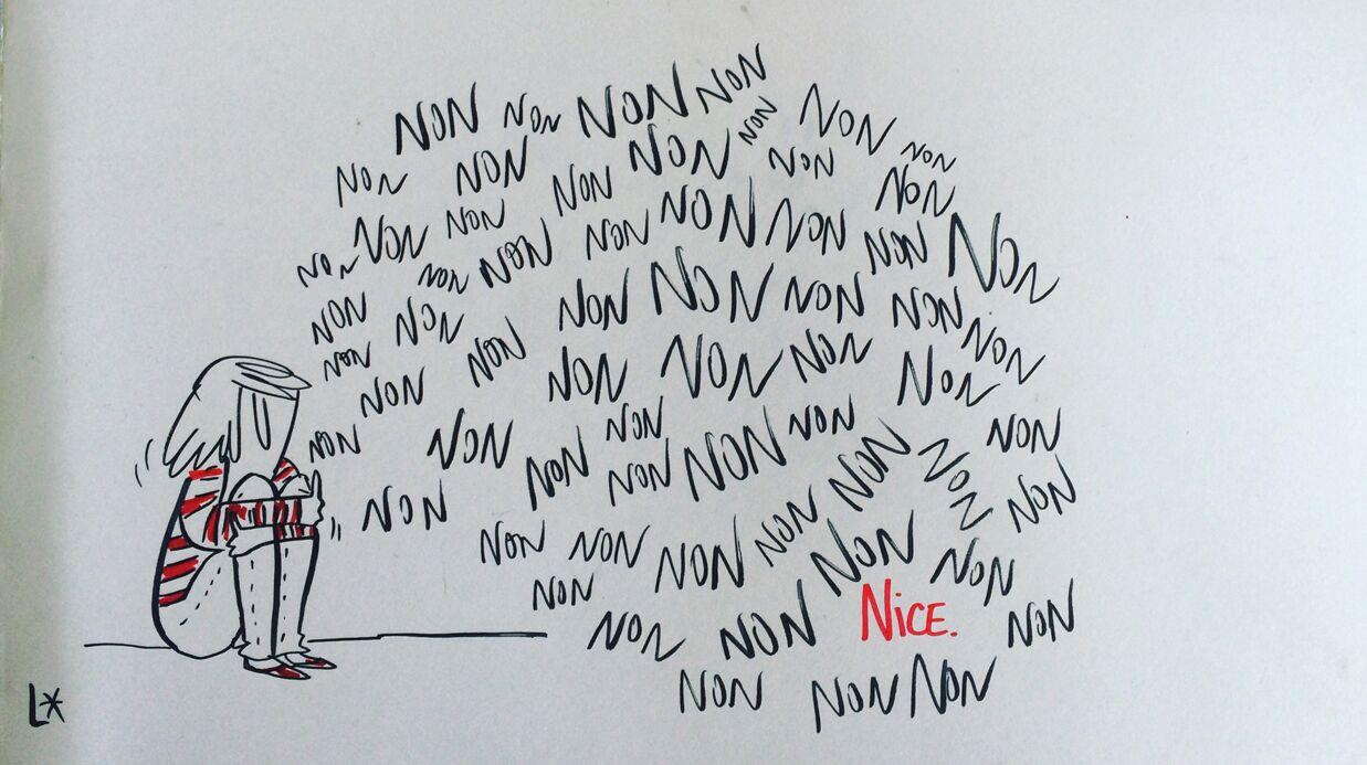 Attentat de Nice: les célébrités font part de leur peine et de leur émotion sur les réseaux sociaux
