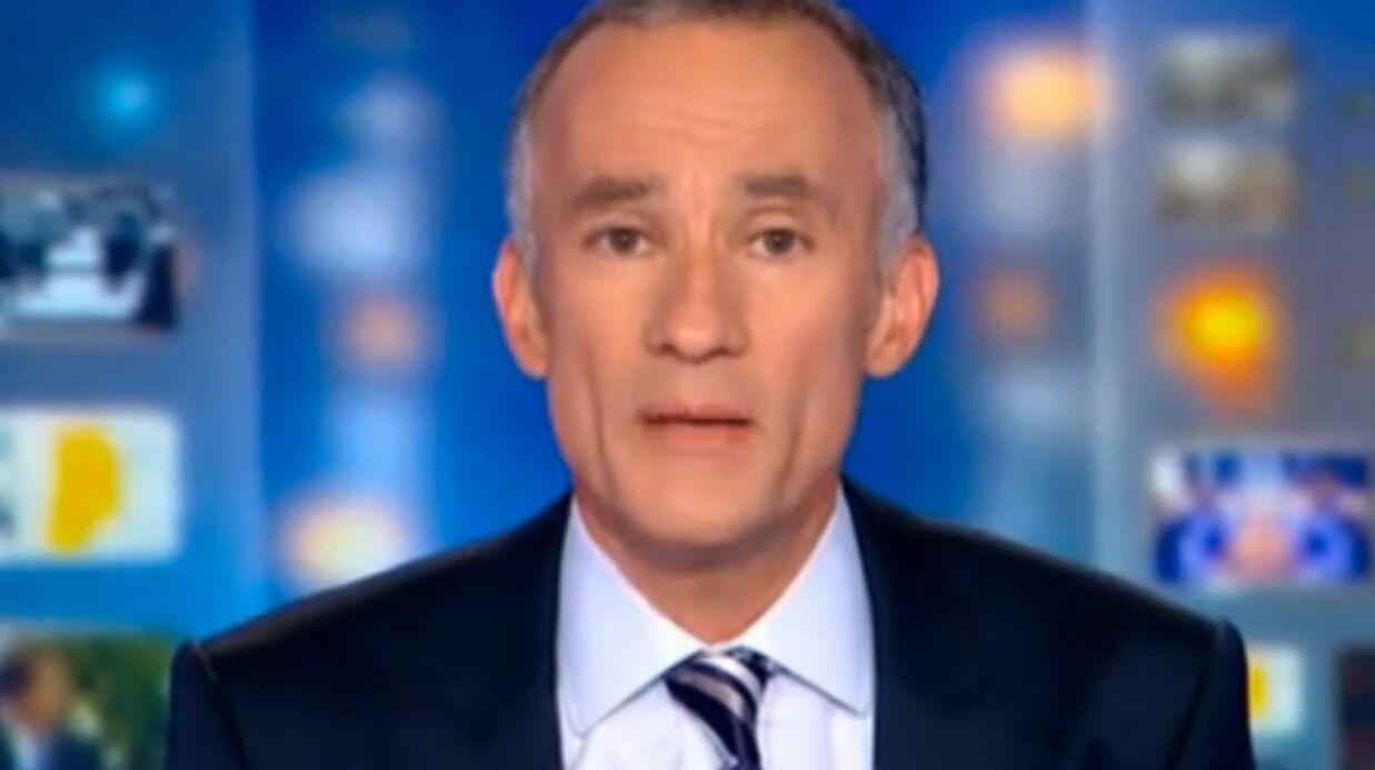 Gilles Bouleau nouveau présentateur du 20 heures de TF1