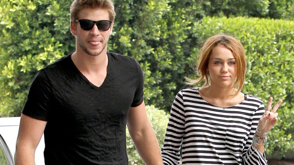 Pas de bébé pour Miley Cyrus et Liam Hemsworth