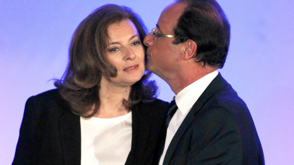 Sondage: les Français très sévères avec Valérie Trierweiler