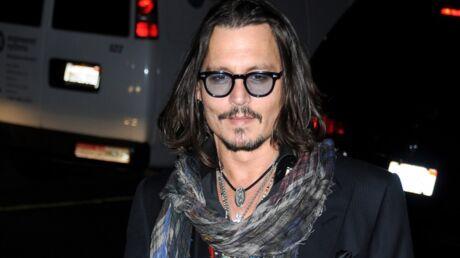 Johnny Depp, snobé par son fils pour Iron Man