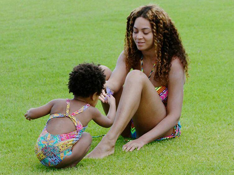 Une pétition a été lancée pour que Beyoncé et Jay-Z coiffent Blue Ivy