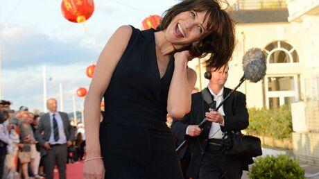 PHOTOS Sophie Marceau sexy, Emmanuelle Béart très décolletée au festival de Cabourg