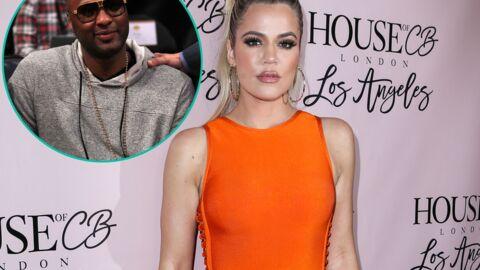 Khloé Kardashian a mis son ex Lamar Odom à la porte