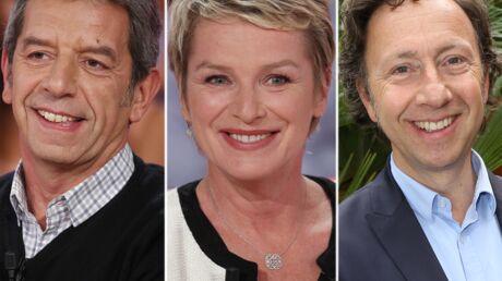 DIAPO Qui sont les personnalités de la télé préférées des Français?